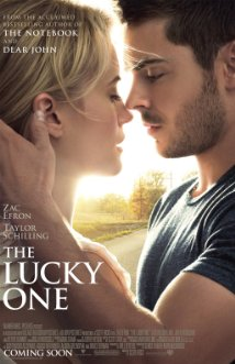 lucky one, romantische films